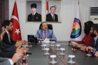 TÜGVA İl Yönetimden Vali Pehlivan'a Ziyaret