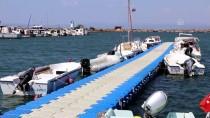 'Yüzen İskele' Çözümü Balıkçıları Mutlu Etti