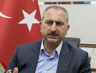 Adalet Bakanı Gül: Kadına şiddeti önleyici tedbirler için üzerimize düşeni yaparız