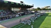 Akhisar Belediyesi Yaz Spor Okulunda Sertifika Töreni