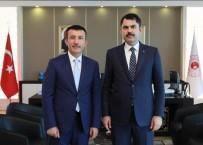 Murat Kurum - Altındağ Belediye Başkanı Balcı Açıklaması 'Güzel Adımlar Atacağız'