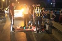 ZİNCİRLEME KAZA - Avcılar E-5'Te Zincirleme Trafik Kazası Açıklaması 1'İ Ağır 3 Yaralı