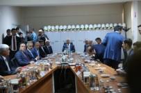 Bakan Turhan Mardin'de Yatırımları İnceledi, Yeni Demir Yolu Müjdesi Verdi