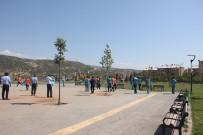 Bingöl'de Hükümlüler, Çevre Temizliği Yaptı