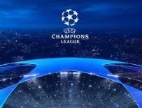 EDINSON CAVANI - Galatasaray'ın UEFA Şampiyonlar Ligi'ndeki rakipleri belli oldu