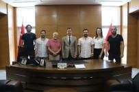Gazeteciler Yeni Hizmet Binasında Basın Odası Talep Etti