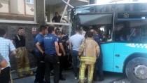Gaziosmanpaşa'da Trafik Kazası Açıklaması 5 Yaralı