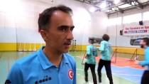 HÜSEYİN ALKAN - Golbolde Hedef Avrupa Şampiyonluğu