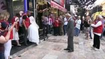 Huzurevinde Başlayan Aşk Düğünle Taçlandı