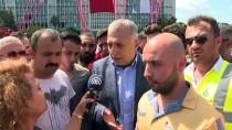 METİN KÜLÜNK - İBB'de işten çıkarmalara tepki yağıyor