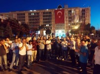 Ekrem İmamoğlu - İşten Çıkartılan İBB Çalışanlarının Saraçhane'deki Eylemleri Sürüyor