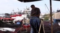 BISMILLAH - Karadenizli Balıkçılar Son Hazırlıklarını Yapıyor