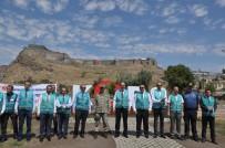 Kars'ta Denetimli Serbestlik Yükümlülerinden Çevre Temizliği