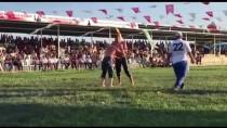 Kel Aliço Yağlı Güreşleri'nin Başpehlivanı İsmail Balaban Oldu