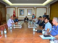 Kırşehir, İl Spor Güvenliği Toplantısı Yapıldı