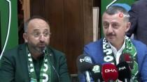 HÜSEYİN ÜZÜLMEZ - Kocaelispor'un 10 Yıllık Transfer Yasağı Sona Erdi