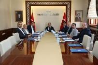 KUDAKA 114. Yönetim Kurulu Toplantısı Bayburt'ta Yapıldı