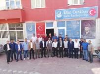 MHP Ladik İlçe Başkanlığına Selami Aktaş Atandı