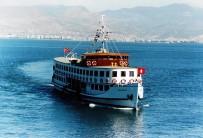 BOSTANLı - Nostalji Vapuru İzmir Körfezinde Sefere Çıkıyor