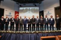 Rektör Alma, Dünya Enerji Stratejileri Kongresi Ve Fuarı'na Katıldı