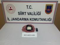 Siirt'te Uyuşturucu Ticareti Yapan 1 Kişi Tutuklandı