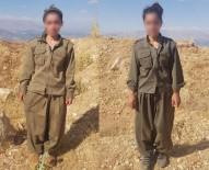 Şırnak'ta 2 Kadın Terörist Teslim Oldu
