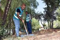 Siverek'te Mahkumlar Temiz Bir Çevre İçin Temizlik Yaptı
