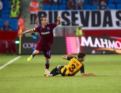 Trabzon Avrupa'da gruplara kaldı