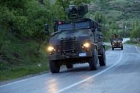 Tunceli'de Bir Haftada Etkisiz Hale Getirilen Terörist Sayısı 10 Oldu