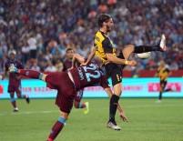 UEFA Avrupa Ligi Açıklaması Trabzonspor Açıklaması 0 - AEK Açıklaması 2 (İlk Yarı)