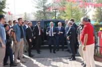 Ulaştırma Bakanı Turhan Midyat'ta