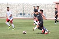 Ziraat Türkiye Kupası Açıklaması Karaman Belediyespor Açıklaması 1 - Bucak Belediye Oğuzhanspor Açıklaması 0