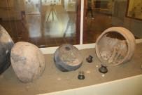 DOĞANTEPE - 5 Bin Yıllık Bebek Mezarı Ziyaretçilerin İlgi Odağı