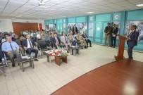 SEL FELAKETİ - Afet Müdahale Planı Toplantısı Yapıldı