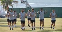 ALI EREN - Aliağaspor FK Takımı Kondisyon Depoluyor