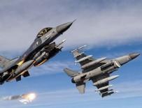 Irak'ın kuzeyinde Haftanin bölgesinde 6 terörist etkisiz hale getirildi