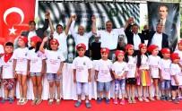 MEHMET ALI ÇAKıR - Başkan Soyer'den Süt Üreticileri İle Çocukları Sevindiren İmza