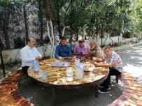 Büyükelçi Orhangazi'yi Gezdi
