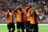 AUGSBURG - Galatasaray'dan 4 maçta 2 galibiyet