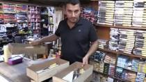 KIYMA MAKİNESİ - Hatay'dan Yurt Dışına El Yapımı Bıçak Satıyorlar