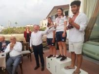 İSKENDER YÖNDEN - İskenderun'da Sahil Güvenlik Yelken Kupası Şampiyonası Düzenlendi