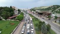 TÜRKIYE İSTATISTIK KURUMU - Karabük'te Trafiğe Kayıtlı Araç 66 Bin 556'Ya Geriledi