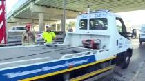 Küçükçekmece'de Trafik Kazası Açıklaması 3 Yaralı
