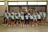 ŞÜKRÜ SÖZEN - Manavgat Belediyespordan Transfer Şov