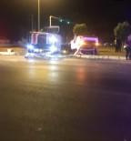 AYRANCıLAR - Otomobil İle Ambulans Çarpıştı Açıklaması 7 Yaralı