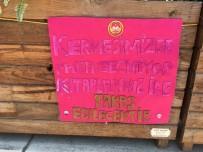 Tuzla'da Şehit Kütüphaneleri İçin, Kitapla Ödeme Yapılan Kermes