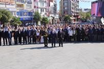 30 Ağustos Zafer Bayramı Burhaniye'de Coşkuyla Kutlandı