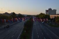 MİLLET CADDESİ - 30 Ağustos Zafer Bayramı Sebebiyle Vatan Caddesi Trafiğe Kapatıldı
