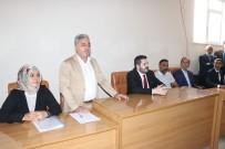 Ağrı Belediyesi 360 Belediye Çalışanı İle Toplu İş Sözleşmesi İmzaladı