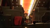 Ayvalık'ta 39 Göçmen Jandarmanın Dikkati Sayesinde Yakalandı